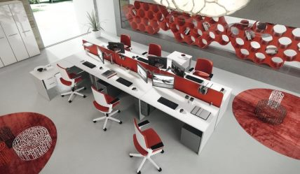Space planning agencement de bureaux et d open space sebm